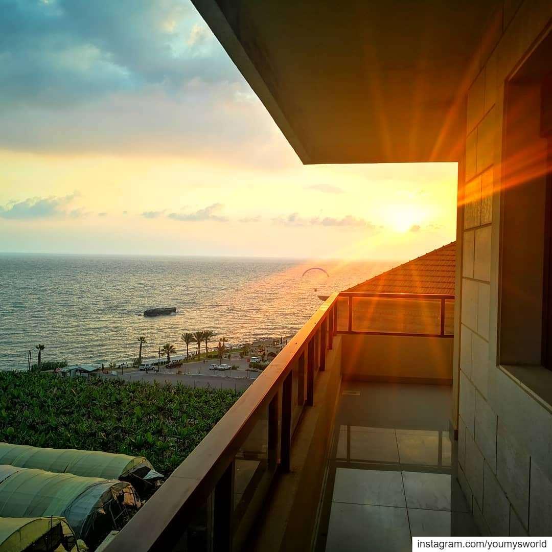 Sunset chaser 🌇 (Byblos - Jbeil)