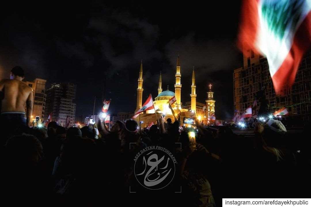 My Lebanon 🇱🇧❤️ revolution demonstration Lebanon beirut ...