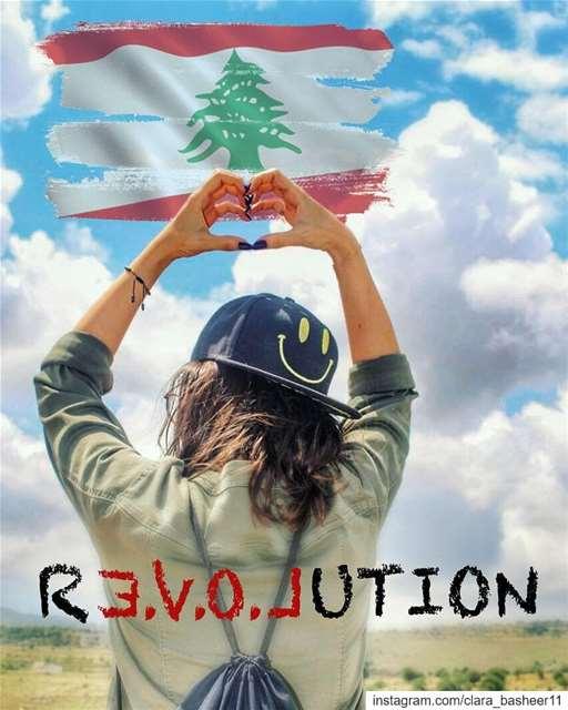 إذا ما بدك تكون مشروع هجرة، كون مشروع ثورة!! 🇱🇧صباح الثورة والانتفاضة...