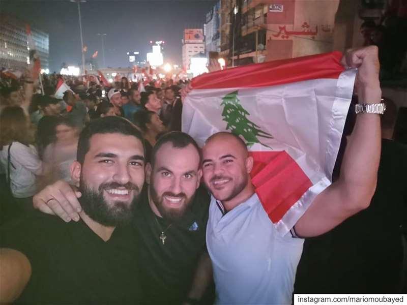 كلنا_للوطن لبنان_ينتفض 🇱🇧❤️ (Jal el Dib)