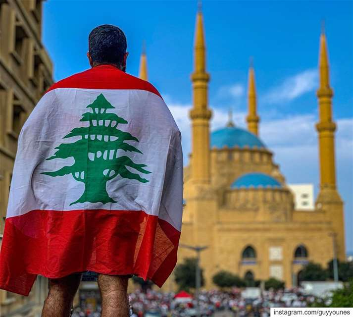 Today, We must all be heroes! Lebanon Needs Us! 🇱🇧 لبنان_ينتفض lebanon... (ثورة لبنان)