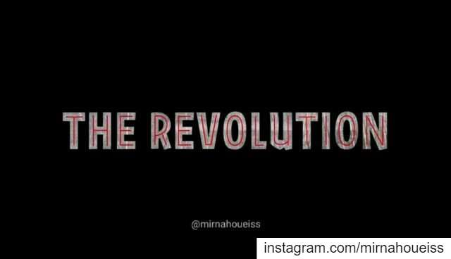 THE REVOLUTION 🇱🇧 ▪️Location : Lebanon▪️Cast : All Lebanese People▪️Dat (Beirut, Lebanon)