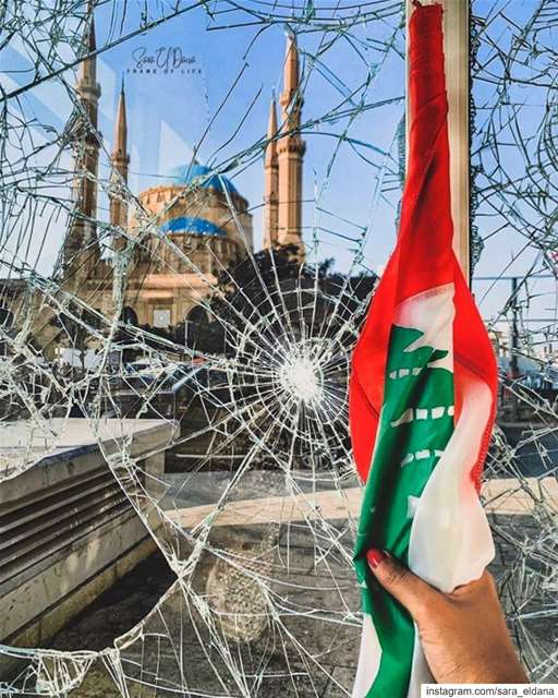 We fall yet we rise again 🇱🇧 (Beirut, Lebanon)