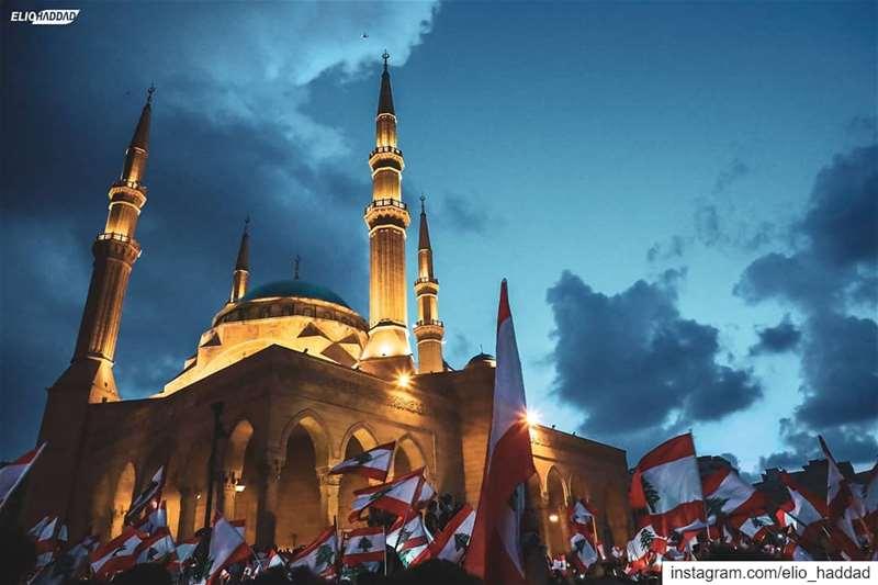 The Lebanese Revolution 🇱🇧 Lebanon Beirut Revolution لبنان بيروت ث
