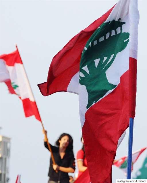 نبض_الثورة كلن_يعني_كلن لبنان_ينتفض ثورة_لبنان (Beirut, Lebanon)