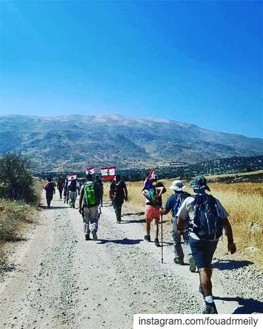 hikingadventures hikers hikes hikersofinstagram mountainarecalling ... (Jabal El Sheikh)
