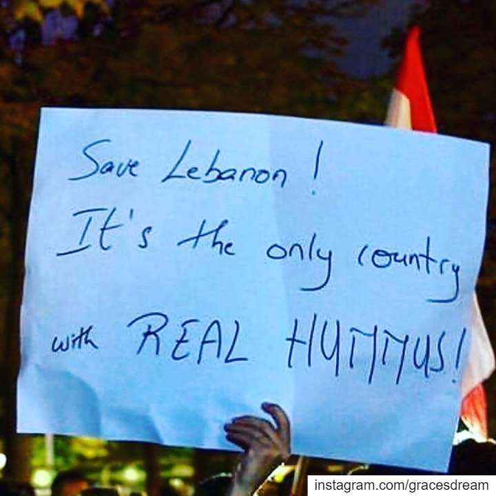 SaveLebanon it's the only country with real hummus 🇱🇧❤️🇱🇧 ........ (Beirut, Lebanon)