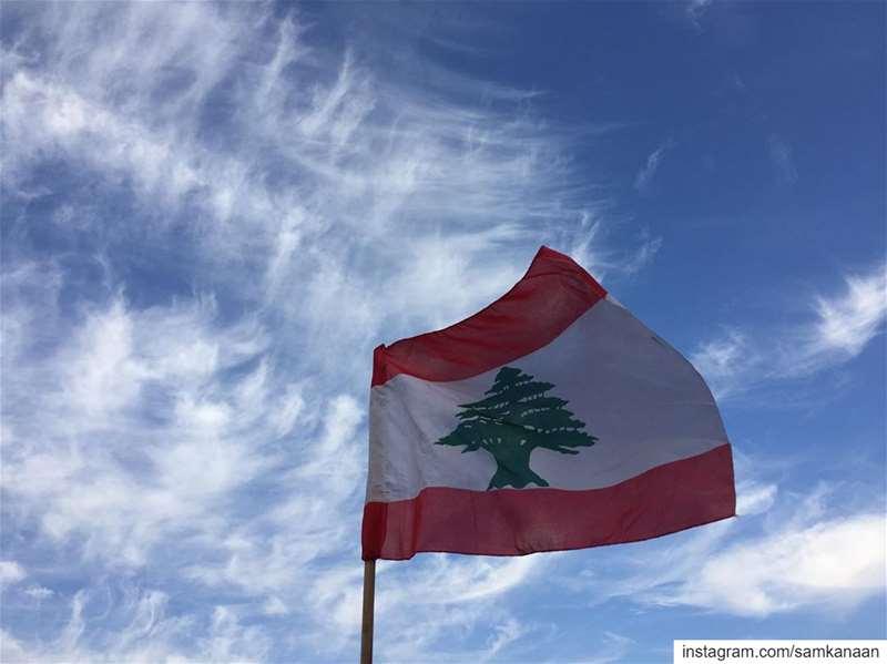 ..... lebanon beirut lebanonriseup prayforlebanon revolution ... (Martyrs' Square, Beirut)