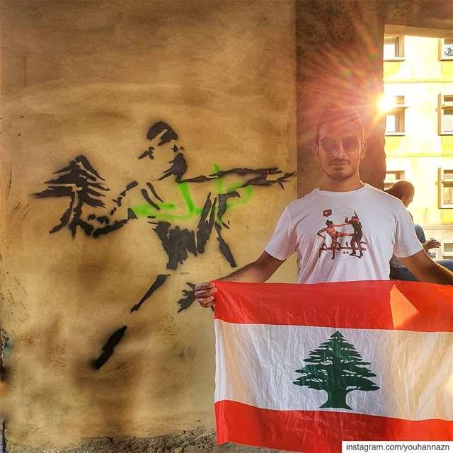 غيرنا الصورة 🇱🇧 لبنان_ينتفض (ساحة رياض الصلح)