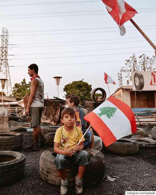 🇱🇧 ثورة لكل الأجيال لبنان_ينتفض (Zouk Mosbeh)