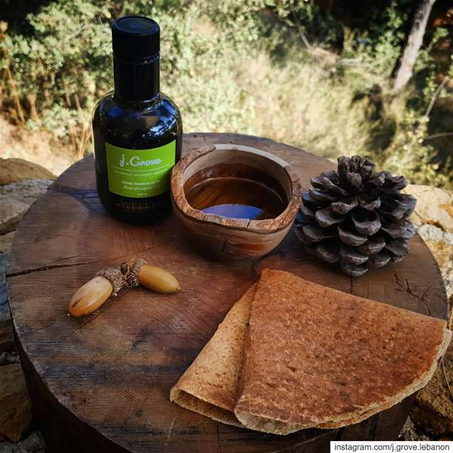 "Nothing tastes better than freshly baked ""Markouk"" bread and fresh ..."