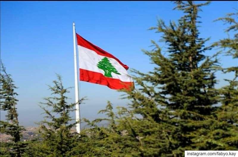 بحبك يا لبنان يا وطني 🇱🇧🇱🇧🇱🇧 lebanon eyesoflebanon flag... (Falougha, Mont-Liban, Lebanon)