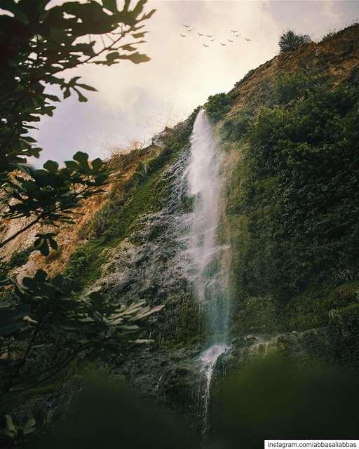 Lebanon is so beautiful and nothing will change it ❤️ (جزين - Jezzine)
