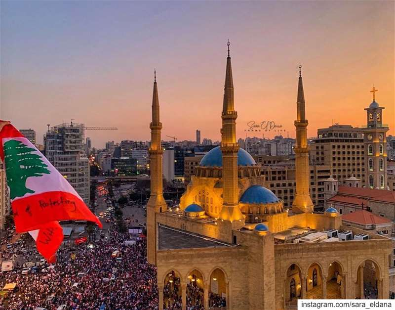 Lebanon above ALL 🇱🇧 (Beirut, Lebanon)