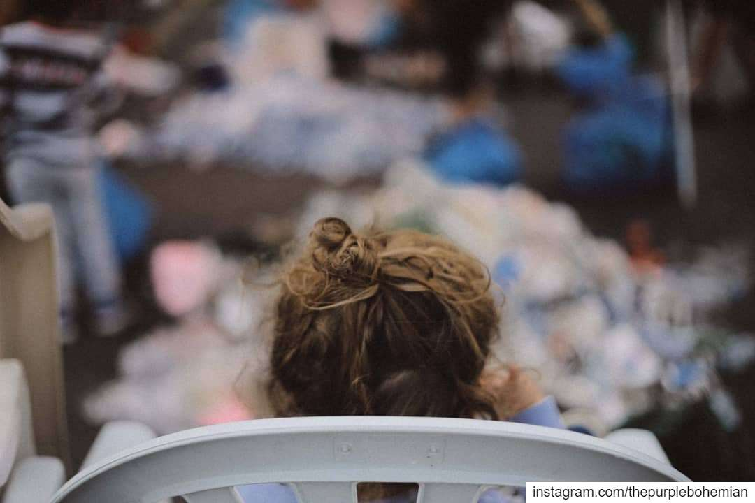 Don't let this be their view!Recycle - Upcycle - ReuseJoin us tomorrow...