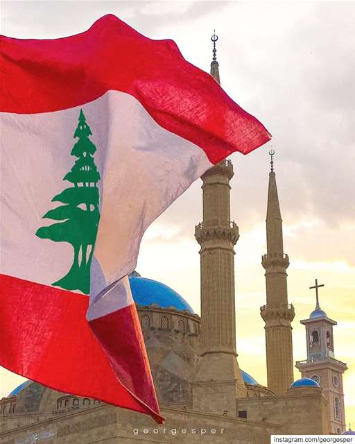 I have never imagined that people of Lebanon would be united under 1 Flag � (Beirut Lebanon - لبنان.بيروت)