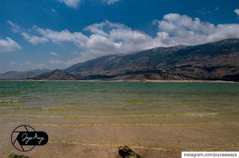 ما فيك تلوّن هالكون ع بعضو بذات اللون 🇱🇧 انا بتنفس حرية🇱🇧🇱🇧🇱🇧🇱🇧... (Lake Qaraoun)