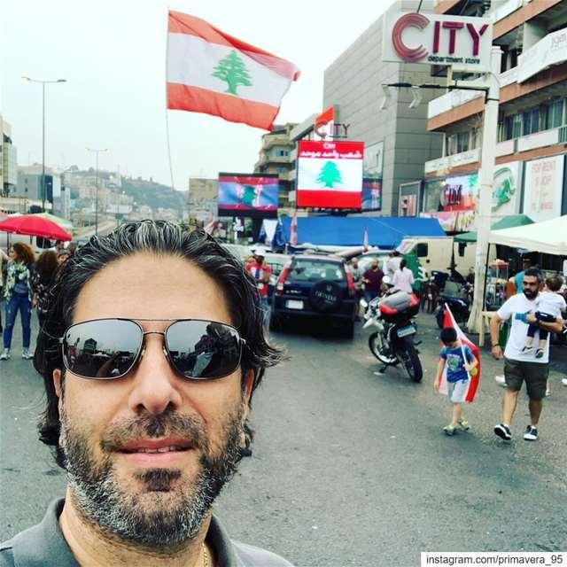 Lebanon revolution lebaneserevolution lebanese instapic instalike ... (Zouk Mosbeh)
