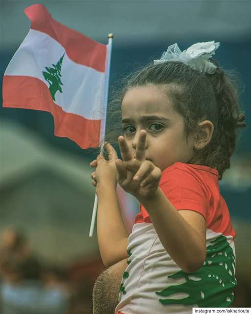 'our children are one third of our population; and all of our future...'.... (Beirut, Lebanon)