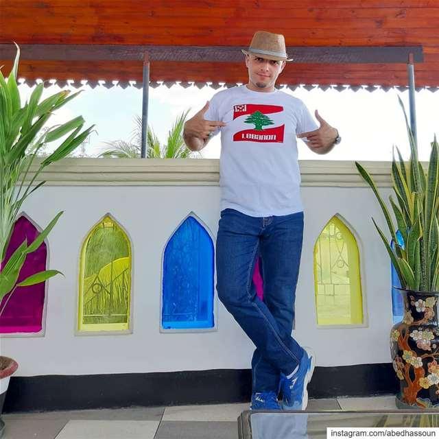 Supporting the Lebanese revolution from Zanzibar 🇱🇧... لبنان_ينتفض  (Zanzibar, Tanzania)