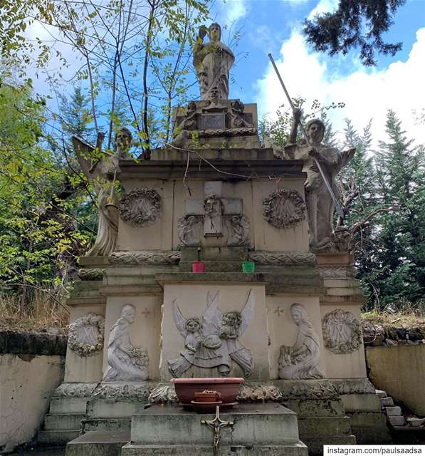 rememberanceday cemetery lebanon qartaba kartaba ... (Qartaba)