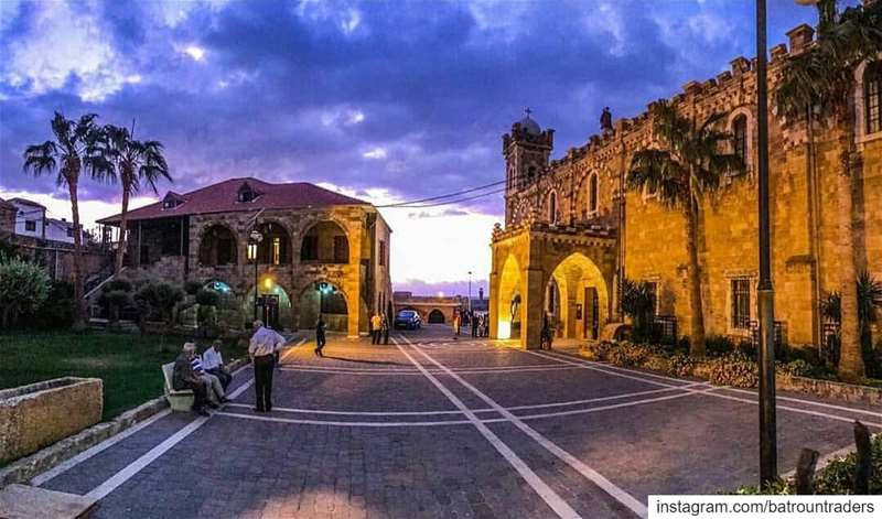 batroun البترون_سفرة sunset bebatrouni lebanon northlebanon ... (Batroûn)