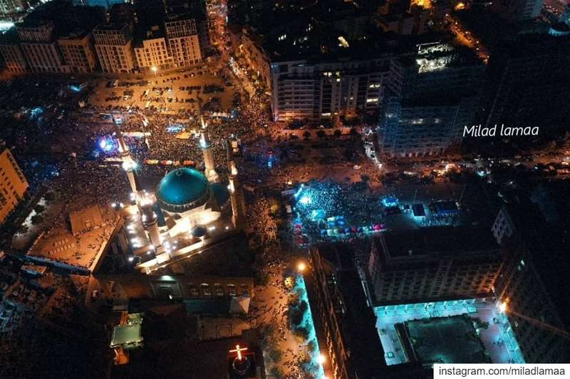 شو حلوة بيروت من فوق بهالايامبيروت في 03-11-2019© MILAD LAMAA لبنان_ينتف (Beirut, Lebanon)