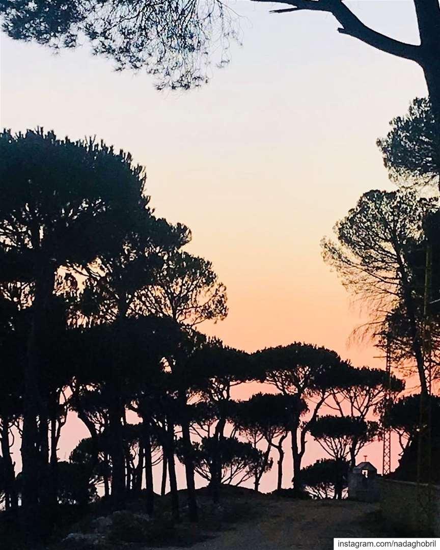 Beautiful Sunset sunset beauty lebanon love ... (Dahr Es-Suwan, Mont-Liban, Lebanon)