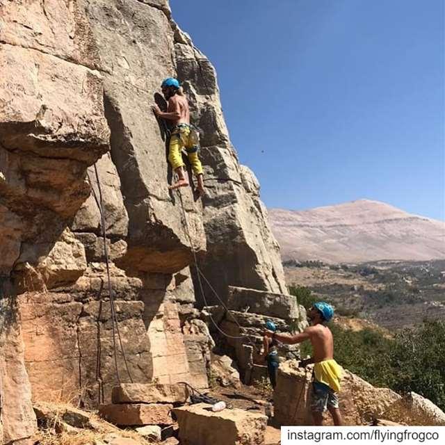 Lebanon, time for some outdoorsYou wanna do Rock Climbing or Surfski ...