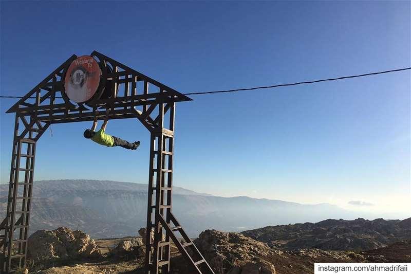 frontlever frontleverraises calisthenics calisthenicsbeginner strength... (El Laklouk, Mont-Liban, Lebanon)