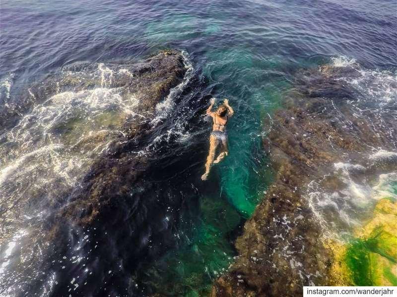 Breath! underthesea sea beach lebanon fish zen retreat mavieenbleu...