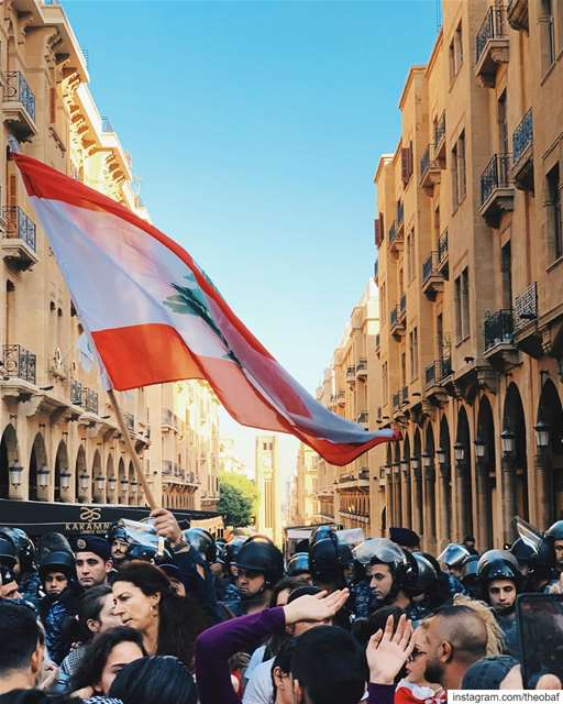 Today is THE day! DΛY 34 🇱🇧 لبنان_ينتفض ثورة_لبنان لبنان lebanon... (ساحة رياض الصلح)