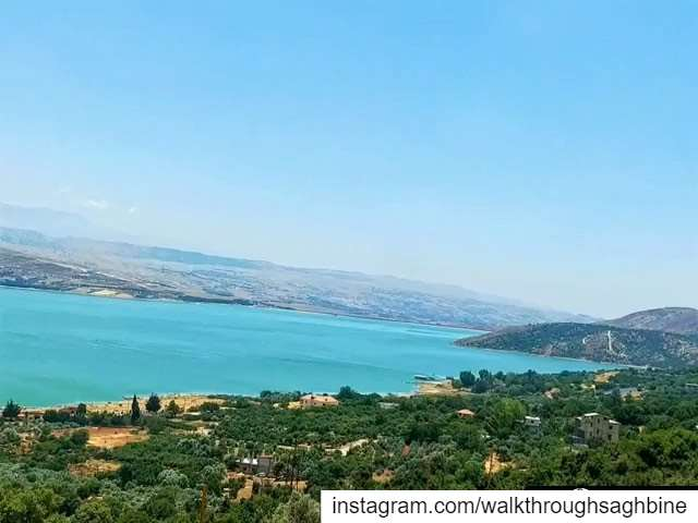 repost @rima.r.93・・・ qarounlake lake naturelover naturephotography ... (Saghbîne, Béqaa, Lebanon)