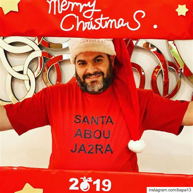 Merry Christmas  Me  Myself  santa  abouja2ra  christmas  christmastime ...
