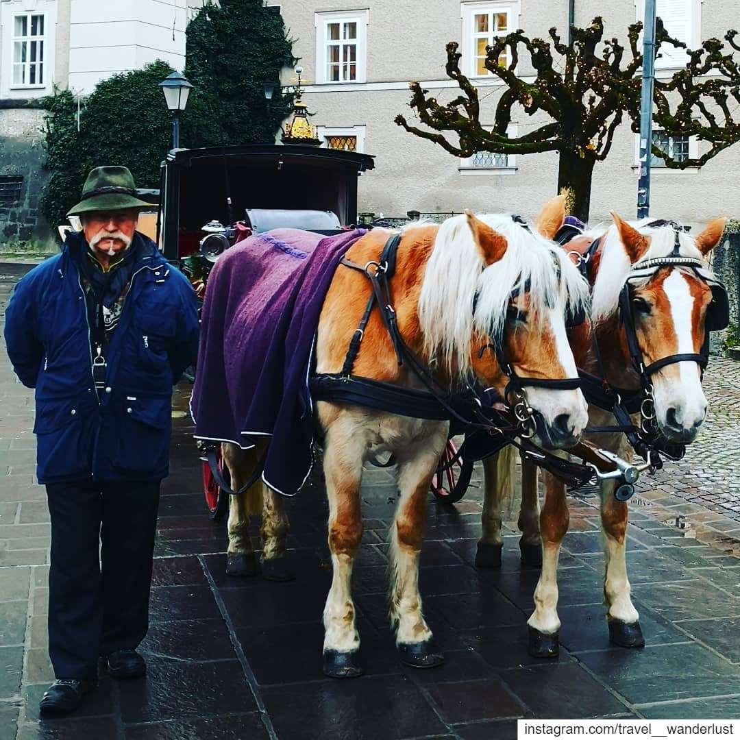 Be gentle - you'll get it back infinitely!--- TakeMeTo salzburg ... (Salzburg, Austria)
