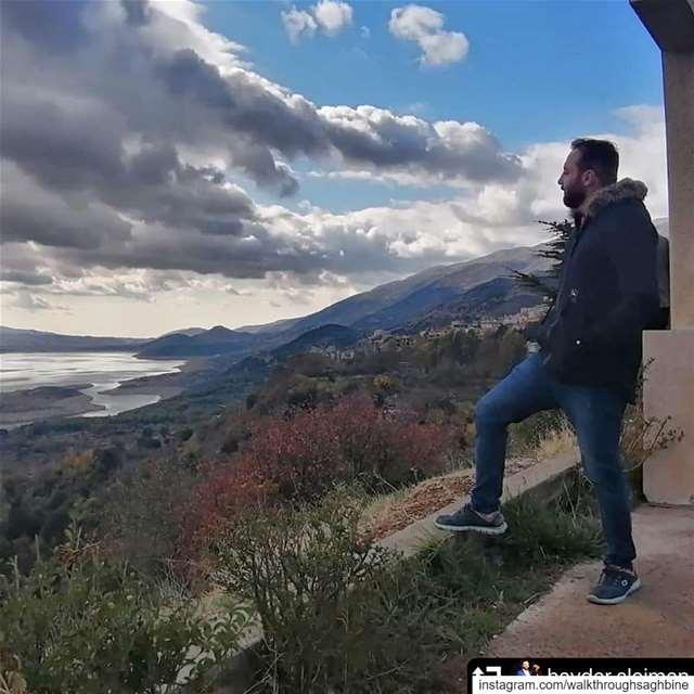 repost @haydar.sleiman・・・🍂 walkthroughsaghbine naturelove ... (Saghbîne, Béqaa, Lebanon)