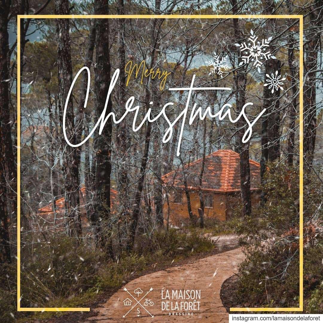 Wishing you a MerryChristmas full of joy and peace 🎄❤ LaMaisonDeLaForet...