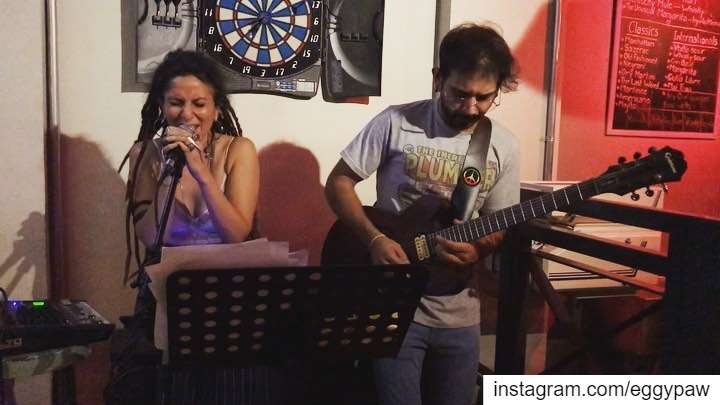SAFRA - Mad About You ( Live Guitar Loop )................... (Brew inc.)