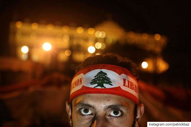 Good morning Beirut. Lebanon revolution لبنان_ينتفض...