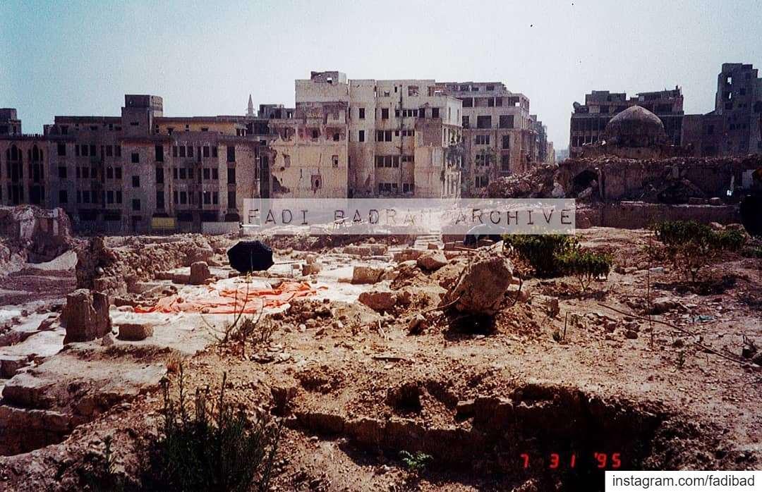 Before Beirut Souks project_______________________________________Beirut... (Beirut, Lebanon)