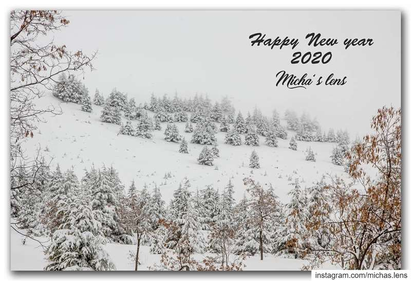 Happy new year my friends and family.. superlebanon bestoflebanon ...