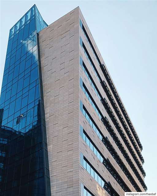 The new @touchlebanon buildingBy Christian de Portzamparc @christian2portz (Beirut, Lebanon)