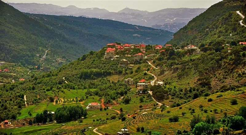 Qnat, North Lebanon