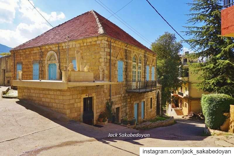 From Akoura village akoura liban lebanon livelovelebanon ...