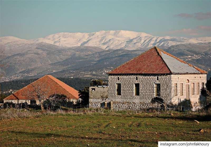 Cold summits, warm... (Marjayoûn, Al Janub, Lebanon)