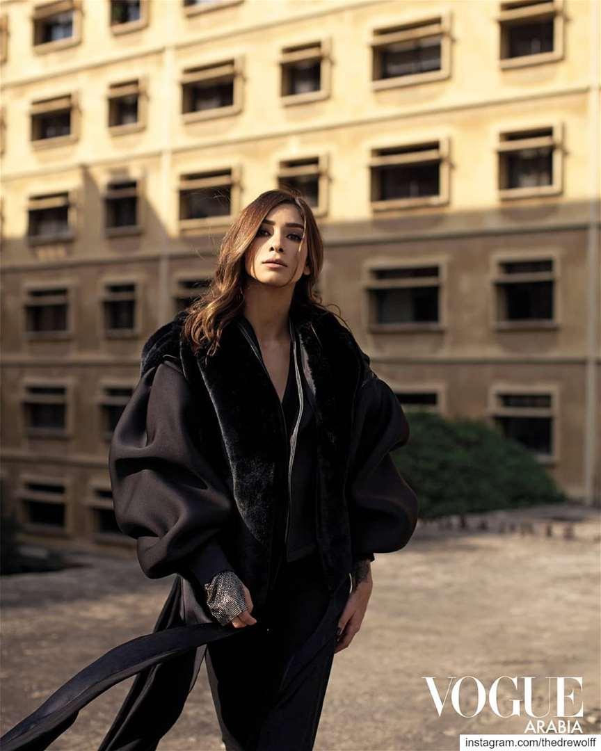 Tia Dib for Vogue Arabia voguearabia downtown beirut lebanon ...