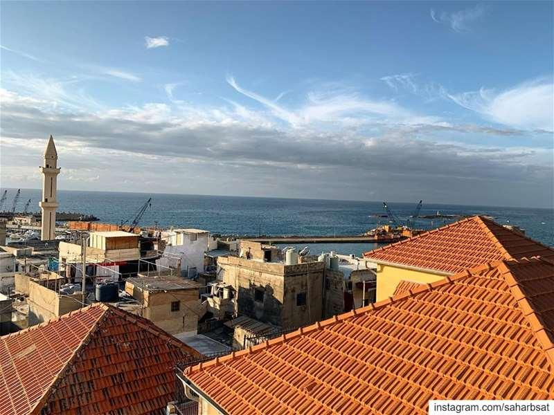 Saida Rooftops saida mycity hometown rooftop saidacity ... (سوق صيدا القديم)