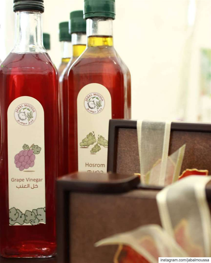 Made by local people from the vineyards around Jabal Moussa, our Grape...