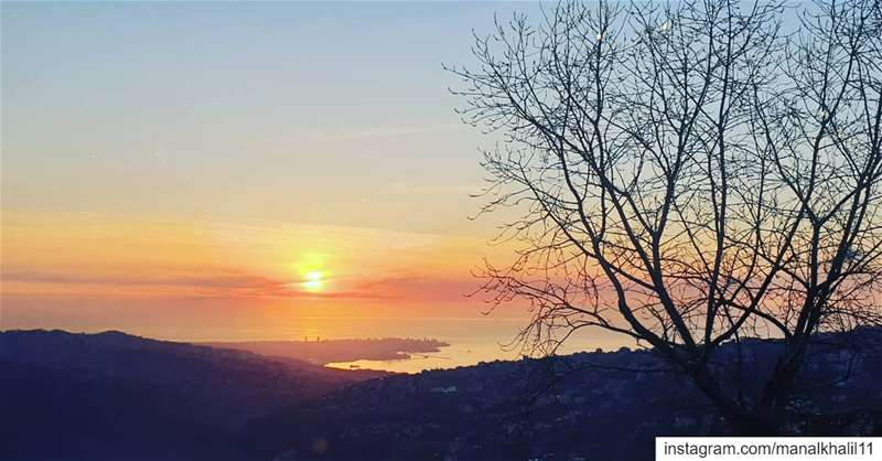 cold  sunset  lebanon  nature  photography ...
