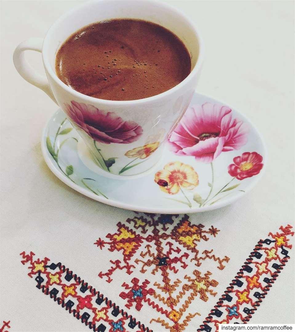 لو رشوتك بفنجان قهوة هل تقبل دعوتي.. ramramcoffee turkishcoffee ...